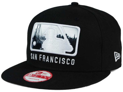 San Francisco Giants New Era MLB Batterman 9FIFTY Snapback Cap