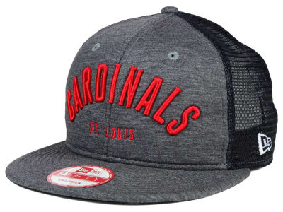 St. Louis Cardinals New Era MLB City Mesh 9FIFTY Snapback Cap