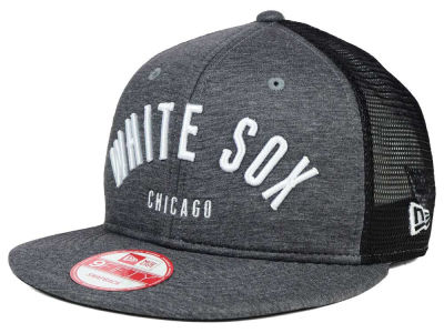 Chicago White Sox New Era MLB City Mesh 9FIFTY Snapback Cap