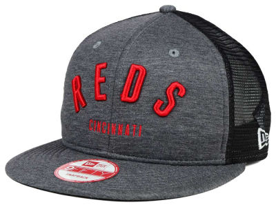 Cincinnati Reds New Era MLB City Mesh 9FIFTY Snapback Cap