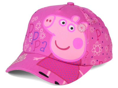 Peppa Pig Toddler P Is For Peppa Cap
