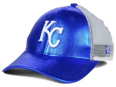 Kansas City Royals New Era MLB Women's Team Glimmer 9FORTY Cap