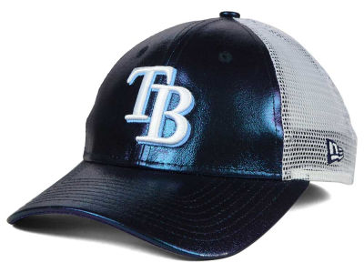 Tampa Bay Rays New Era MLB Women's Team Glimmer 9FORTY Cap