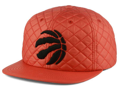 Toronto Raptors Mitchell and Ness NBA Quilted 20 Snapback Cap