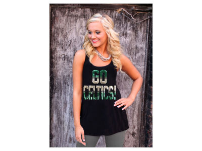 Boston Celtics NBA Women's GO Tank Top