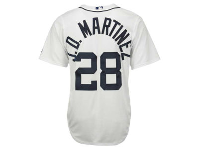 Detroit Tigers J. D. Martinez MLB Men's Player Replica CB Jersey