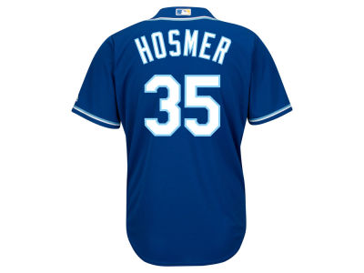 Kansas City Royals Eric Hosmer MLB Men's Player Replica CB Jersey