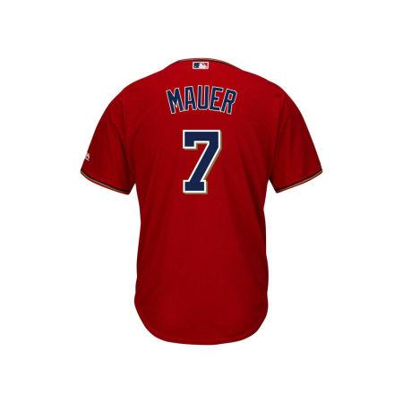 Minnesota Twins Joe Mauer MLB Men's Player Replica Cool Base Jersey