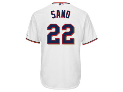 Minnesota Twins Miguel Sano MLB Men's Player Replica Cool Base Jersey