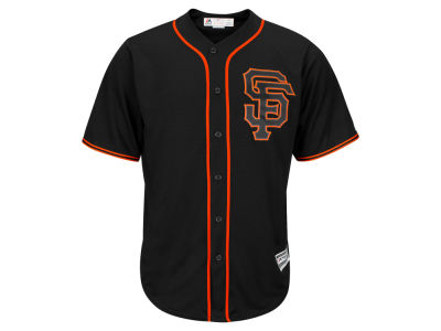 San Francisco Giants Majestic MLB Men's Blank Replica Cool Base Jersey