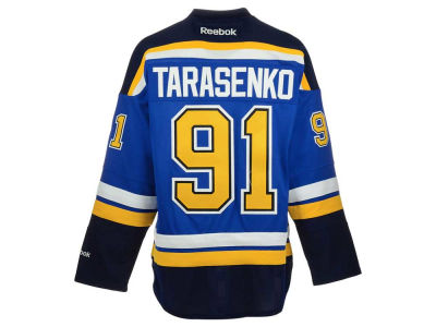 St. Louis Blues Vladimir Tarasenko Reebok NHL CN PT Premier Player Jersey