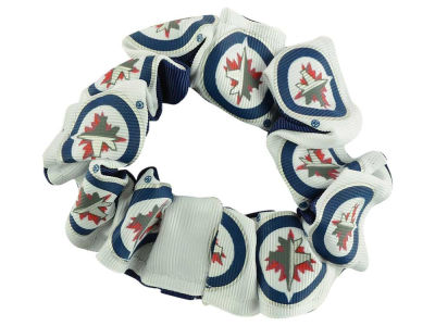 Winnipeg Jets Scrunchie