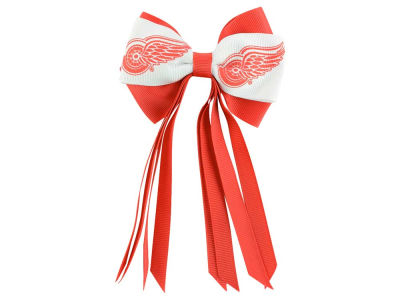 Detroit Red Wings Streamer Bow Mini