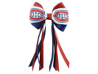 Montreal Canadiens Streamer Bow Mini