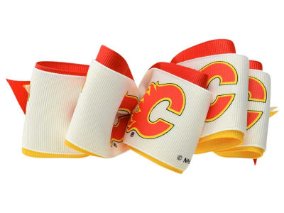 Calgary Flames Loop Barrette