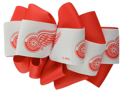 Detroit Red Wings Loop Barrette