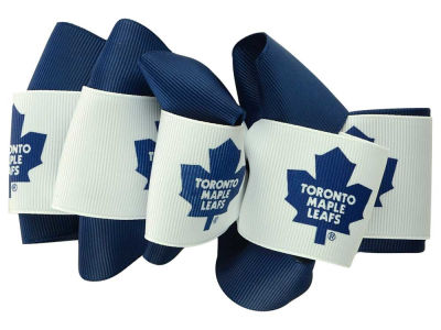 Toronto Maple Leafs Loop Barrette