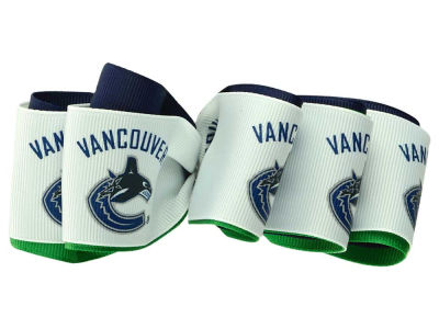 Vancouver Canucks Loop Barrette