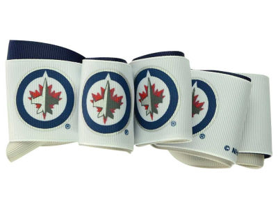 Winnipeg Jets Loop Barrette