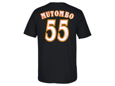 Atlanta Hawks Dikembe Mutombo  adidas NBA Men's Soul Player T-Shirt