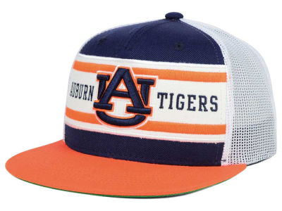 Auburn Tigers Top of the World NCAA Superstripe Snapback Cap