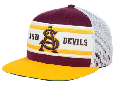 Arizona State Sun Devils Top of the World NCAA Superstripe Snapback Cap