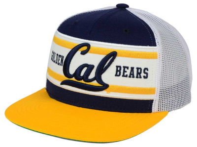 California Golden Bears Top of the World NCAA Superstripe Snapback Cap