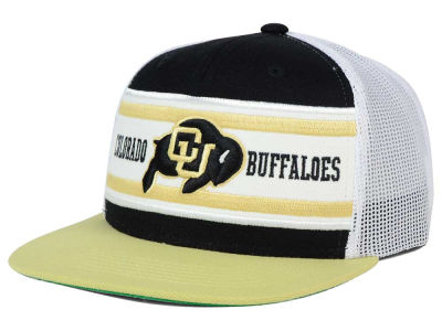 Colorado Buffaloes Top of the World NCAA Superstripe Snapback Cap