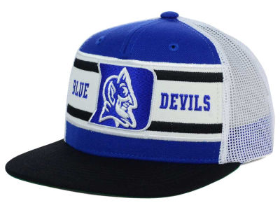 Duke Blue Devils Top of the World NCAA Superstripe Snapback Cap
