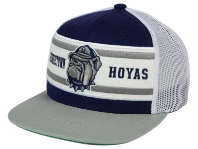 Georgetown Hoyas Top of the World NCAA Superstripe Snapback Cap