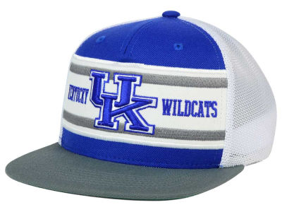 Kentucky Wildcats Top of the World NCAA Superstripe Snapback Cap