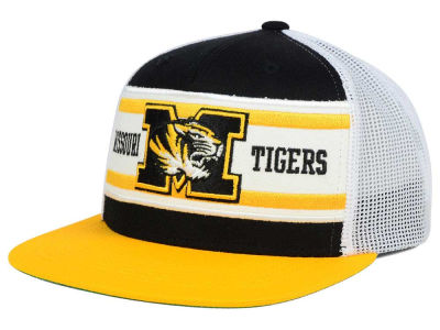 Missouri Tigers Top of the World NCAA Superstripe Snapback Cap