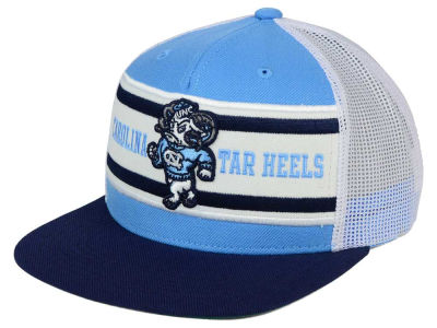 North Carolina Tar Heels Top of the World NCAA Superstripe Snapback Cap