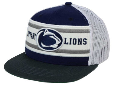 Penn State Nittany Lions Top of the World NCAA Superstripe Snapback Cap