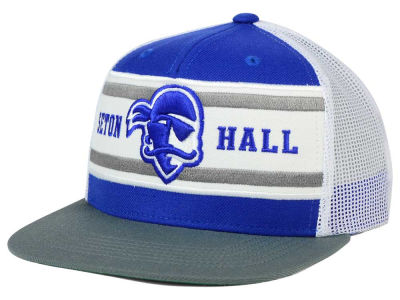 Seton Hall Pirates Top of the World NCAA Superstripe Snapback Cap