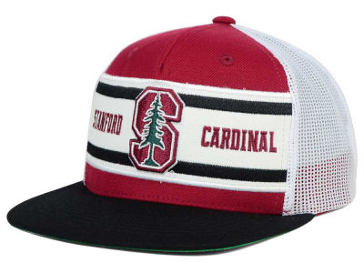 Stanford Cardinal Top of the World NCAA Superstripe Snapback Cap