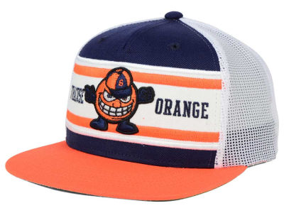 Syracuse Orange Top of the World NCAA Superstripe Snapback Cap
