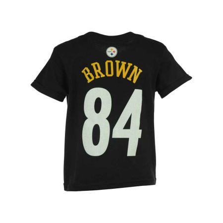 Pittsburgh Steelers Antonio Brown NFL Kids Mainliner Player T-Shirt
