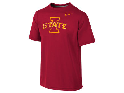 Iowa State Cyclones Nike NCAA Youth Legend Logo T-Shirt