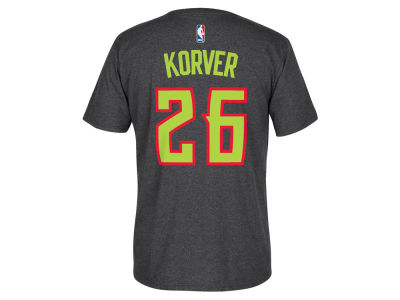Atlanta Hawks Kyle Korver adidas NBA Men's Player T-Shirt