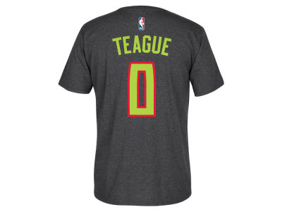 Atlanta Hawks Jeff Teague adidas NBA Men's Player T-Shirt