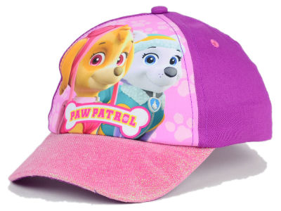 Nickelodeon Girl Toddler Pups Adjustable Hat