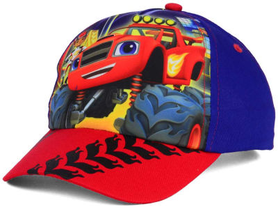 Nickelodeon Blaze Tracks Child Adjustable Cap