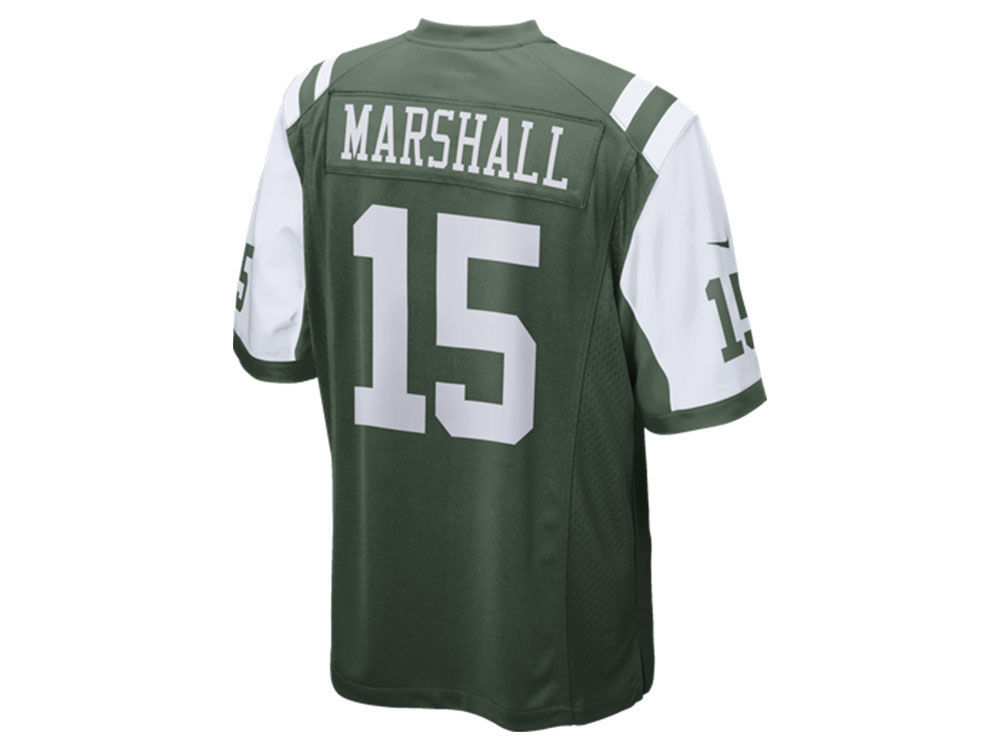 check out 8791f 053eb New York Jets Brandon Marshall Nike NFL Kids Game Jersey