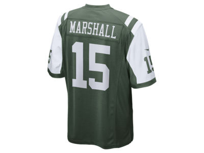 New York Jets Brandon Marshall Nike NFL Kids Game Jersey