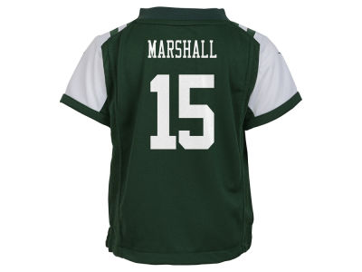 New York Jets Brandon Marshall Nike NFL Toddler Game Jersey