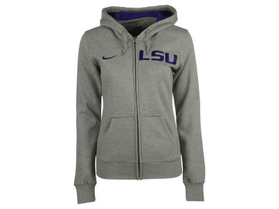 LSU Tigers Nike NCAA Women's Full Zip Hoodie