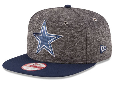 Dallas Cowboys New Era 2016 NFL Draft 9FIFTY Original Fit Snapback Cap