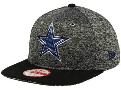 Dallas Cowboys New Era 2016 NFL Draft 9FIFTY Black Original Fit Snapback Cap