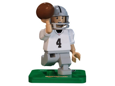 Oakland Raiders Derek Carr OYO Figure Generation 3